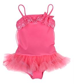Seafolly Girls' Fairytale Ballerina Tutu 1 Piece (6mos-7yrs)