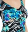 Maxine Riviera Shirred Empire Swimdress