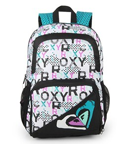 Roxy Girls' Fresh Press Backpack (Kids)