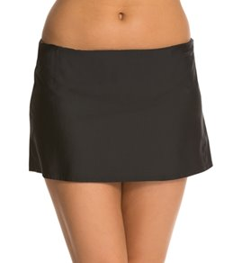 Nautica Classic Solids Swim Skirt