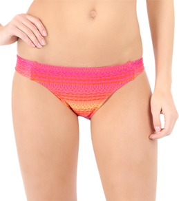 Hobie Women's Dye-namic Duo Scrunch Side Doheny Bottom