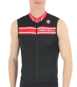 Castelli Men's Prologo 3 Sleeveless Cycling Jersey