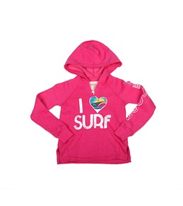 Billabong Billie Girls' Surfing Queen Pullover Hoodie (4-16)