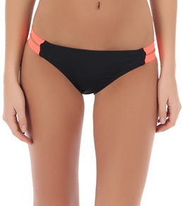 Hurley Women's One & Only Solids Strap Side Bottom