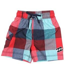 Billabong Kids' R U Serious Volley Shorts (2T-7)