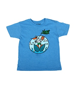 Billabong Kids' Whales S/S T-Shirt By Andy Davis (4-7)