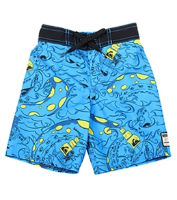 Quiksilver Kids' Willy's Gold Boardshorts (2T-7X)