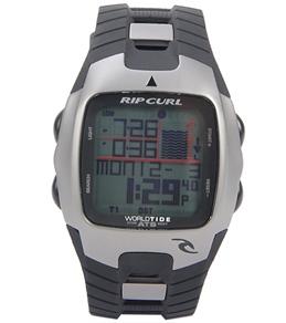 Rip Curl Guys' Ultimate Titanium World Tide & Time Watch
