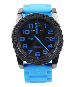 Rip Curl Guys' Cortez 2 XL Heat Bezel PU Watch