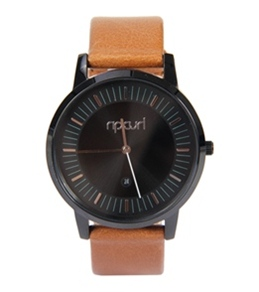 Rip Curl Girls' Linden Leather Watch