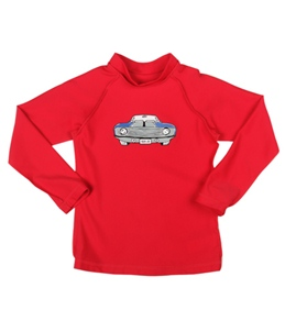 Tiger Joe Boys' Reto Carpark L/S Rash Guard (6mos-8yrs)