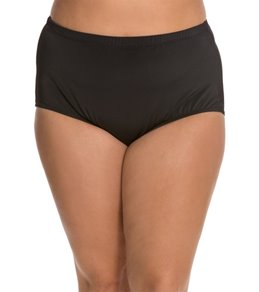24th & Ocean Plus Size Hi Waist Bottom