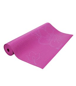 Gaiam Bloom Printed Yoga Mat