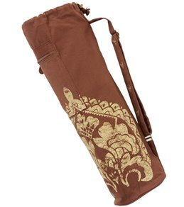 Gaiam Batik Large Yoga Mat Bag