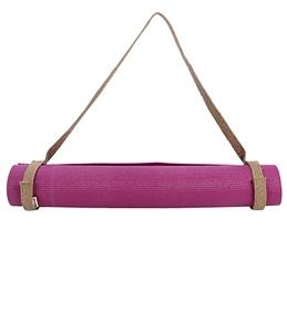Gaiam Yoga Mat Sling Hemp