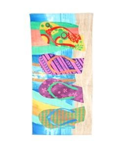 """Kaufman Sales Flip-Flops Towel 30"""" x 60"""""""