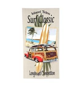 """Kaufman Sales Surf Classic Longboard Towel 30"""" x 60"""""""