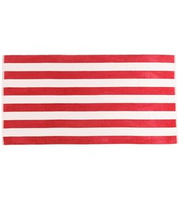 "Kaufman Sales Joey Velour Stripe Towel 32"" x 62"""