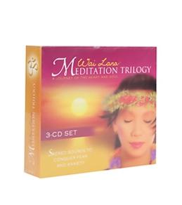 Wai Lana Meditation Trilogy CD