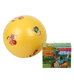 Wai Lana Little Yogis Stretch 'N Play Eco Ball Kit