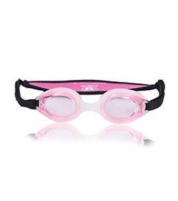Gogglies Kids' Goggle Strap With Pink Swim Goggles