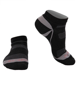 Saucony Men's Contour Running Socks - 3 Pack