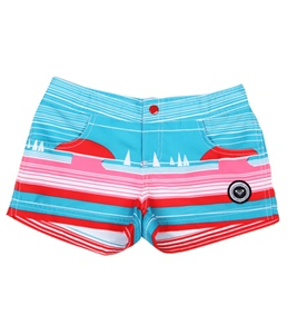 Roxy Kids' Carefree Roamer Boardshort (7-16)