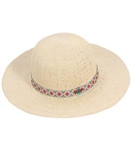 Roxy Kids' Into The Water Straw Hat (Kids)