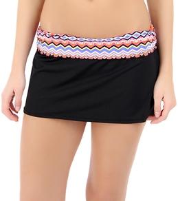 Kenneth Cole That's Swanky Swim Skirt