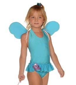 Teeny Wingkini Girls' Searra Fairy Fun Swimwear (12mos-7yrs)