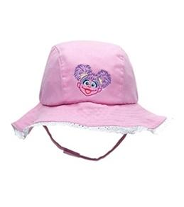 Coppertone Sesame Street Infant Girl Bucket Hat (3-18mos)