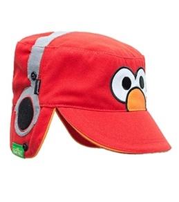 Coppertone Sesame Street Kids Engineer Hat (2T-5T)