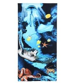 S B Designs Underwater 30x60 Towel
