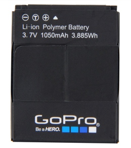 GoPro Rechargeable Battery (HERO3)