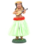 Wet Products Hula Girl Hula Doll