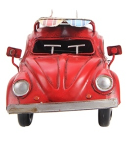"""Wet Products Classic Car 7"""" W/ Rack"""