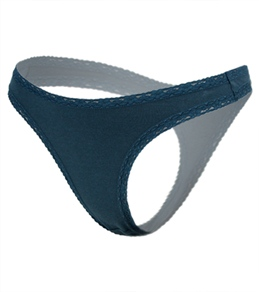 Blue Canoe Women's Bamboo Yoga Thong