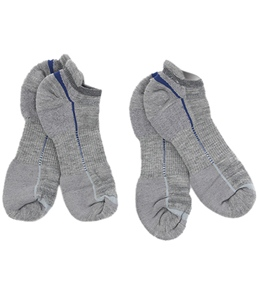 Goodhew Men's Micro 2-Pair Sock Collection