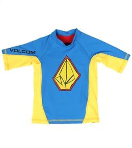Volcom Boys' Super Kreature S/S Rashguard (2T-7)
