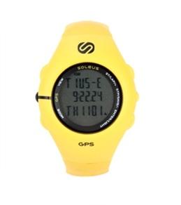 Soleus GPS Watch - Yellow