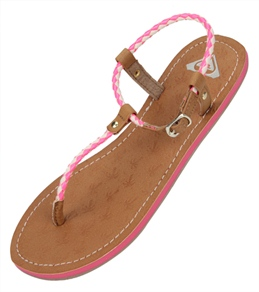 Roxy Girls Tight Rope Sandals