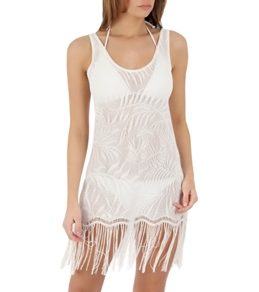 J. Valdi Tank You Fringe Dress