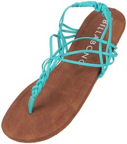 Billabong Women's Woven In Time  Sandals