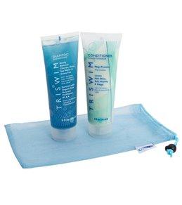 TRISWIM Shampoo/Conditioner Mesh Bag Gift Set