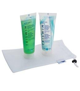 TRISWIM Body Wash/Lotion Mesh Bag Gift Set