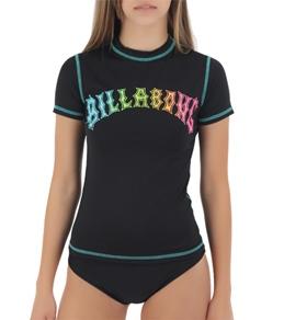 Billabong Liz S/S Rashguard