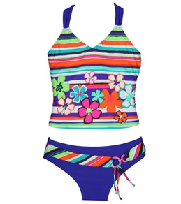 Gossip Girl  The Sun Still Shines Tankini Set (7-16)