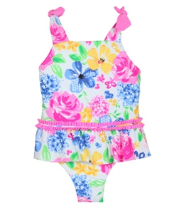 Hula Star Tea Time One Piece (2T-6X)
