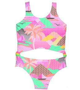 Hula Star Summer Vacation Monokini (2T-6X)