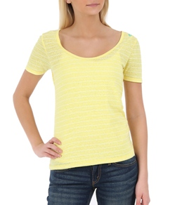 Volcom Women's Moclov Flight Tee